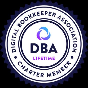 Digital Bookkeeper Association Charter Lifetime MemberDigital Bookkeeper Association Charter Lifetime Member
